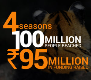 Save our Tigers - Wildlife Conservation Trust