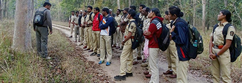Law Enforcement Training - Wildlife Conservation Trust