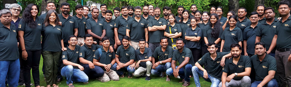 Wildlife Conservation Trust Team