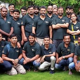 Wildlife Conservation Trust Team