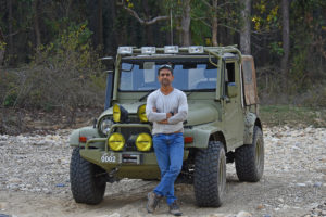 Dr Anish Andheria - Wildlife Conservation Trust - Media