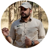 Kiran Rahalkar - Wildlife Conservation Trust - Team