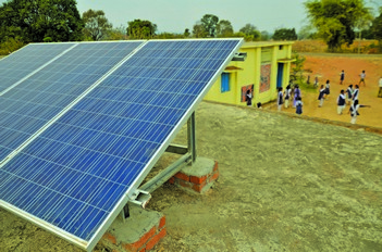 Catalysing Conservation - Electrifying Schools in the Buffer Zone of Kanha Tiger Reserve using Solar Energy - WCT