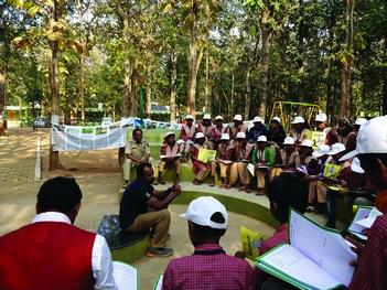 Catalysing Conservation - Nisarg Anubhav Programme for Tribal Children - WCT