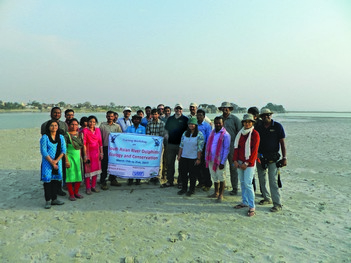 Catalysing Conservation - Workshop on the Ecology of the Endangered South Asian River Dolphin - WCT