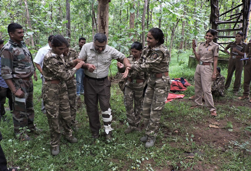 One Health - Trauma Management Training - Wildlife Conservation Trust